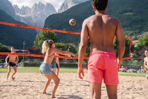 Molveno Lunare! Il Lago più bello d'Italia si disvela